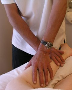 Myofascial release treatment