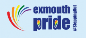 Exmouth Pride logo